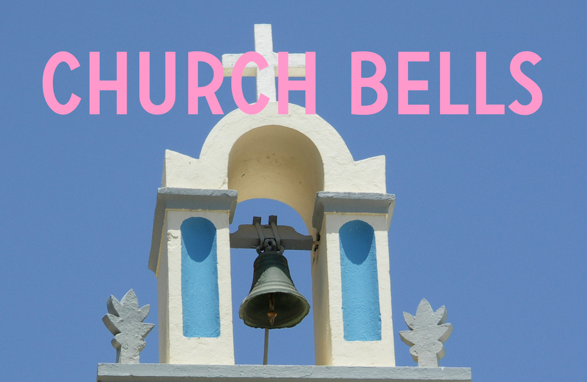 First New Theme of 2012: Church Bells |